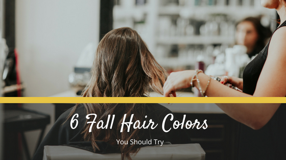 6 Fall Hair Colors You Should Try