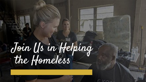 Join Us in Helping the Homeless